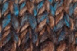 SHADES OF BLUE - BROWN